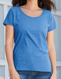 Softstyle® Ladies´ Deep Scoop T-Shirt